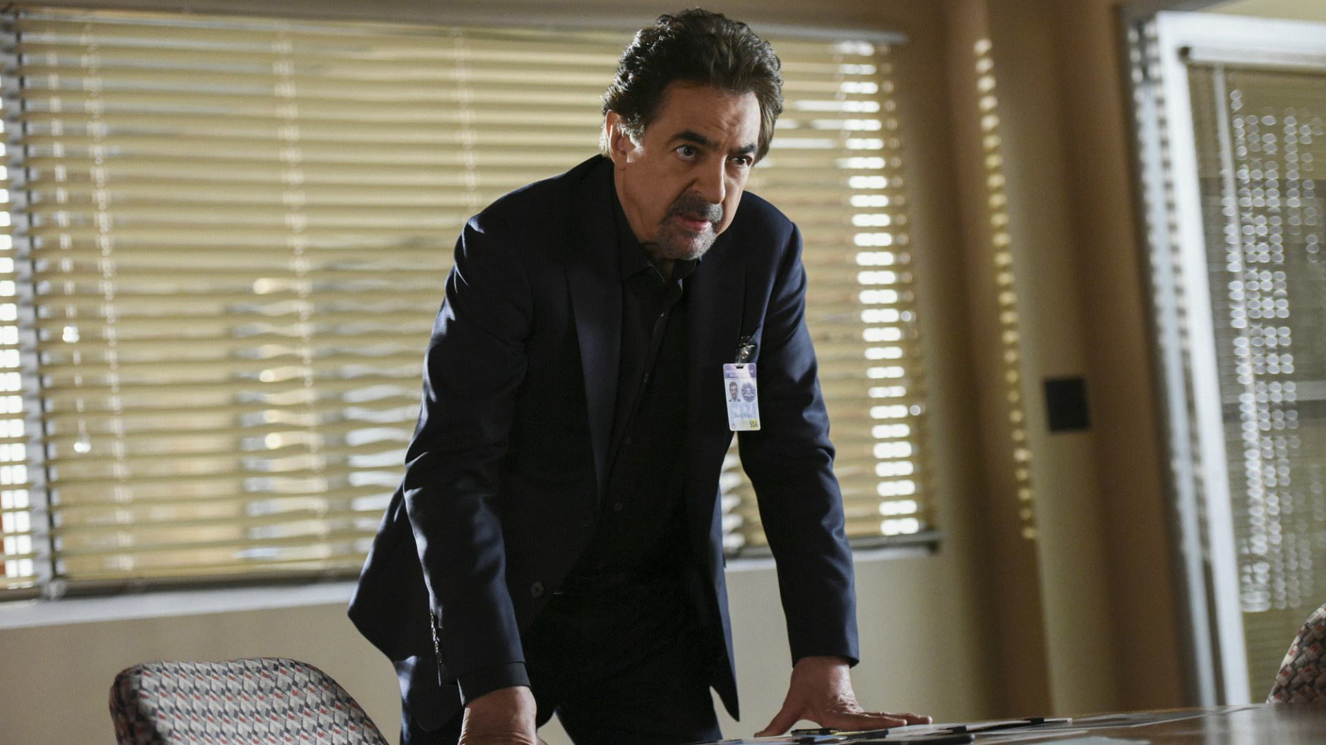 SSA David Rossi isn't pulling any punches.
