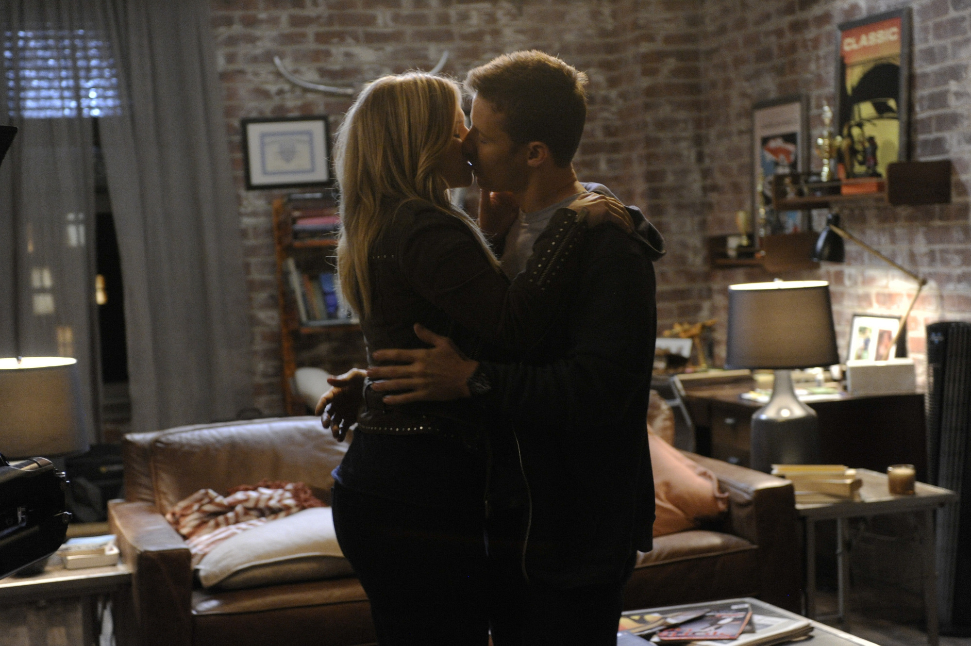 12. They finally admitted their feelings for each other—and kissed again!