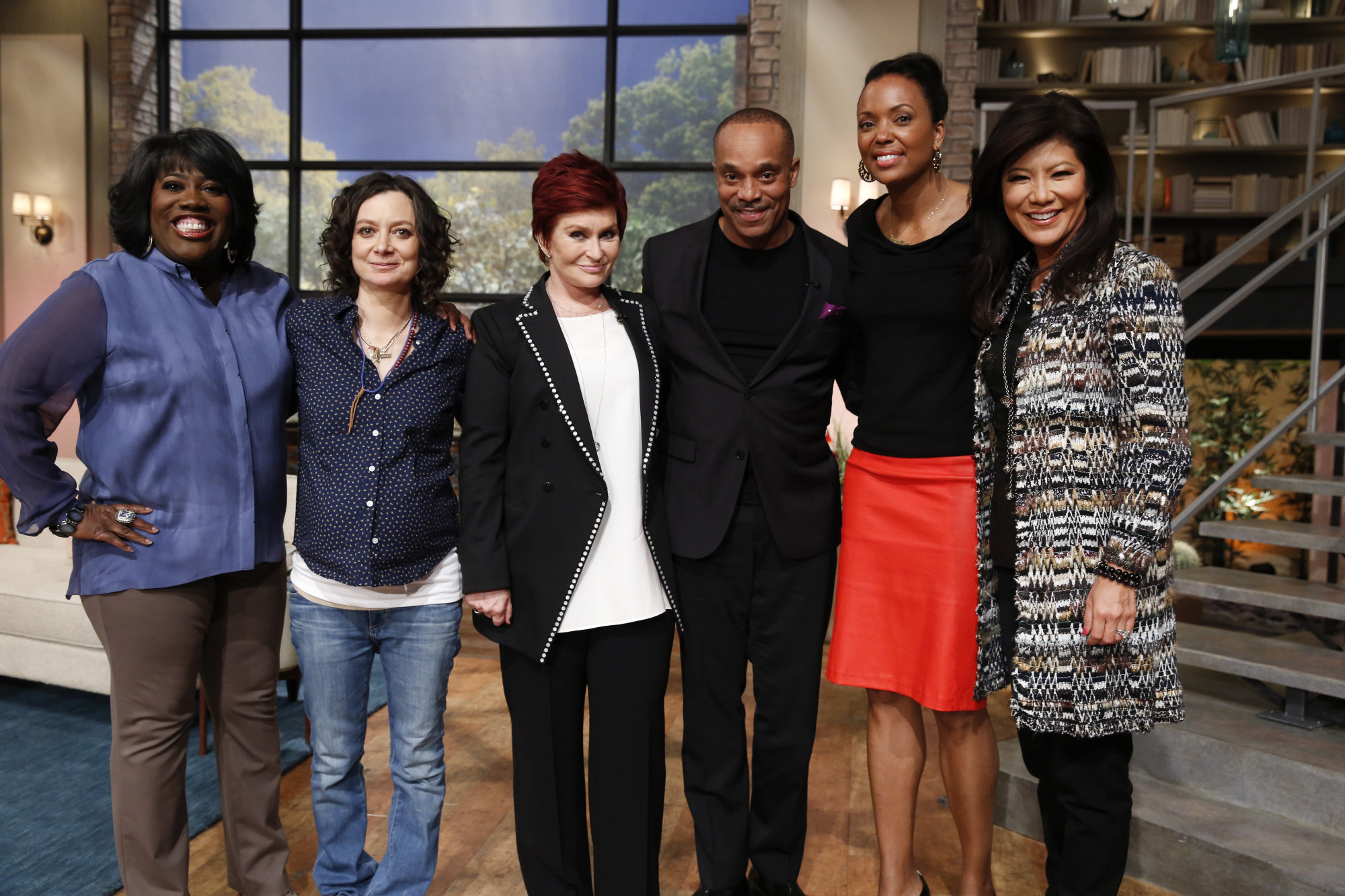 "9. Rocky Carroll dished on ""NCIS."""
