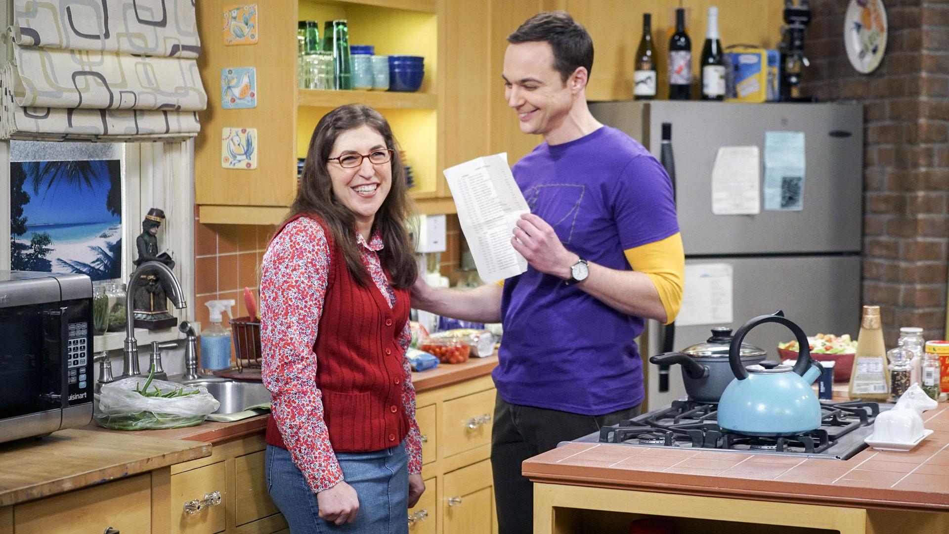 The Big Bang Theory season finale airs on Thursday, May 11 at 8/7c