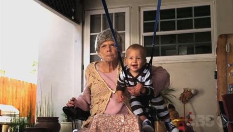 10. Grandma's got her tricks