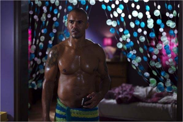 "8. Derek's Shower Moment on <a href=""http://www.cbs.com/shows/criminal_minds/"">Criminal Minds</a>"