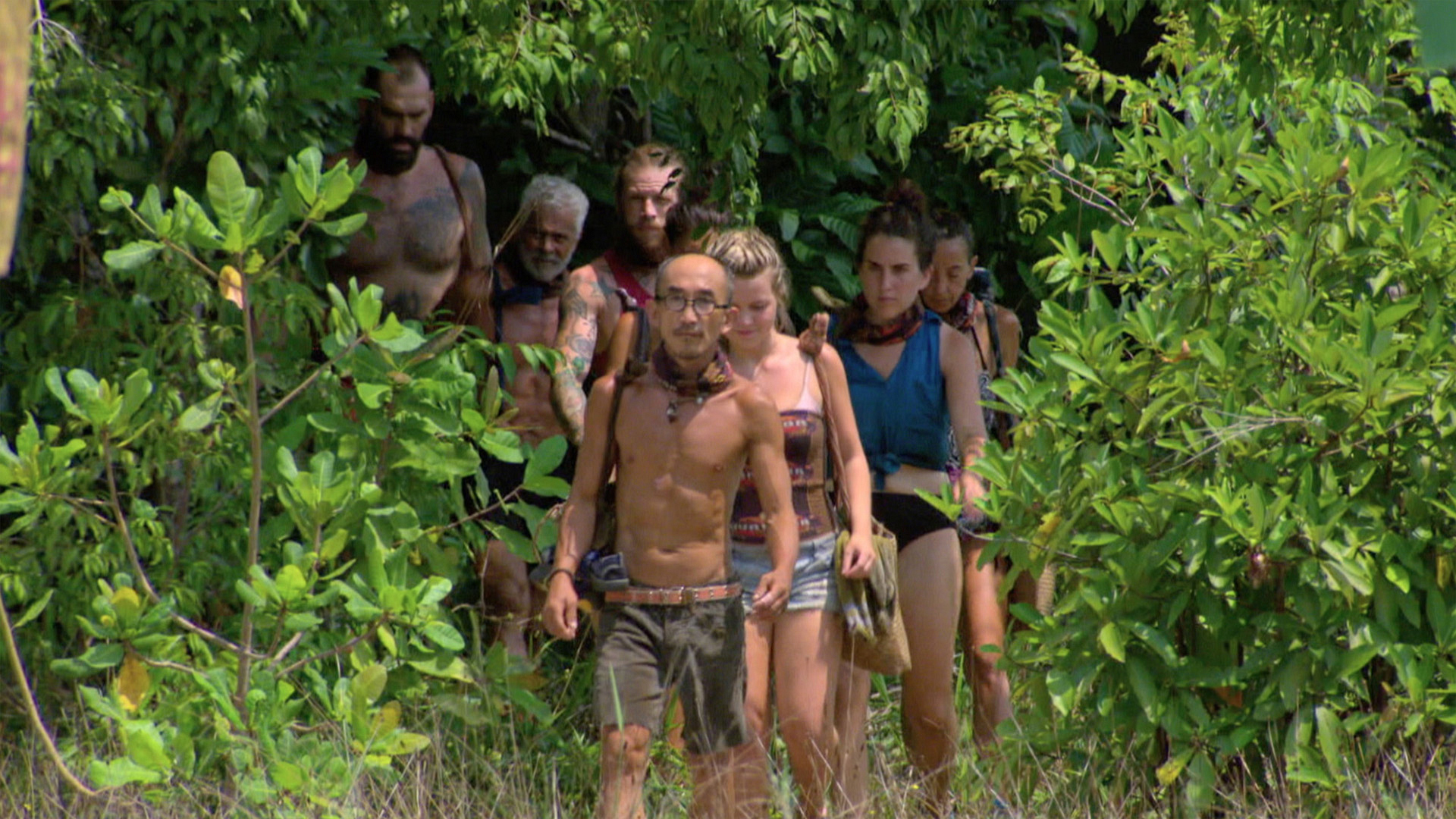 Who will end up winning Individual Immunity?