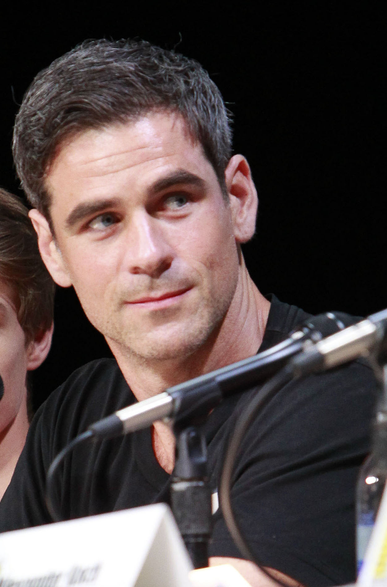 """13. Eddie Cahill's most career-defining role to date was as homicide detective Don Flack in the long-running series """"CSI: NY."""""""