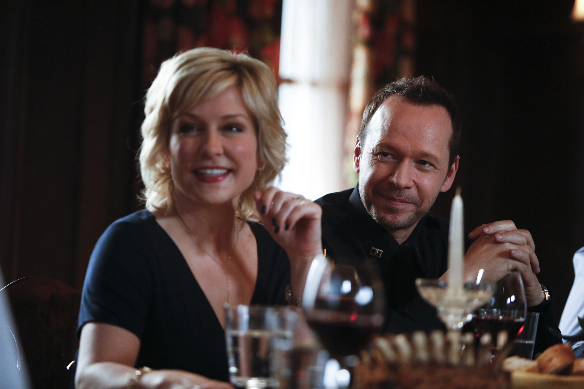 """13. Before joining Blue Bloods, Amy Carlson was known for her roles as Alex Taylor in """"Third Watch"""" and A.D.A. Kelly   Gaffney in """"Law & Order: Trial by Jury."""""""