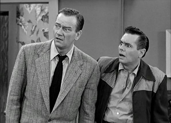 14. Lucy and John Wayne (season 5, episode 2)