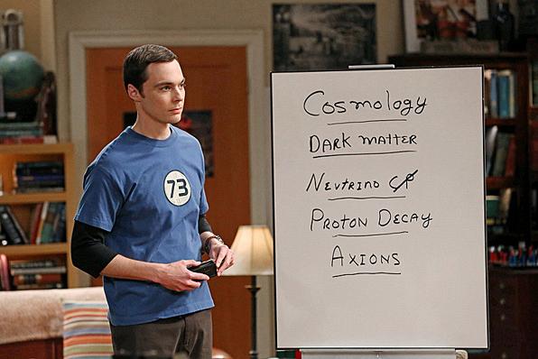 13. Sheldon Cooper (<i>The Big Bang Theory</i>)