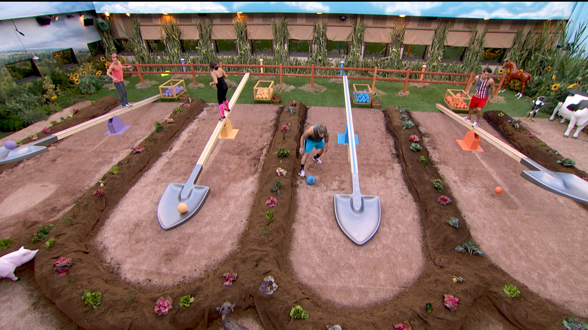 """Seed Saw"" HoH Competition....rewound!"