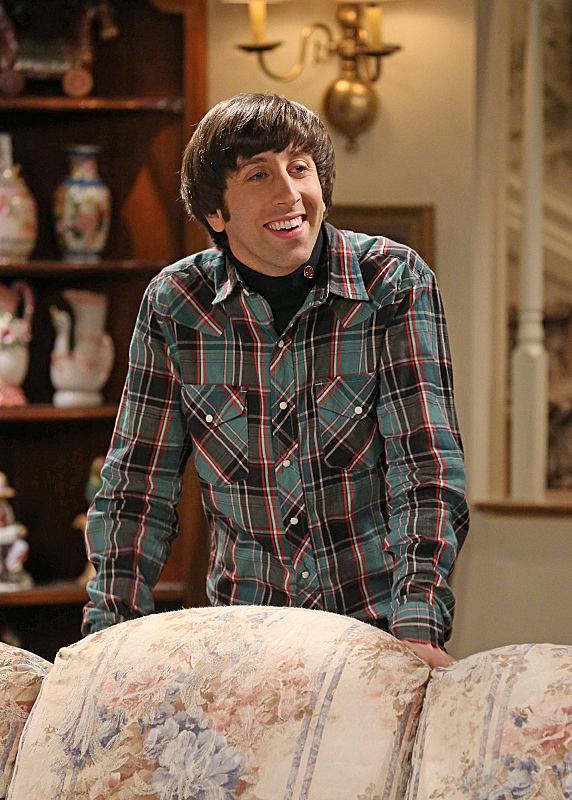 16. Howard Wolowitz (<i>The Big Bang Theory</i>)