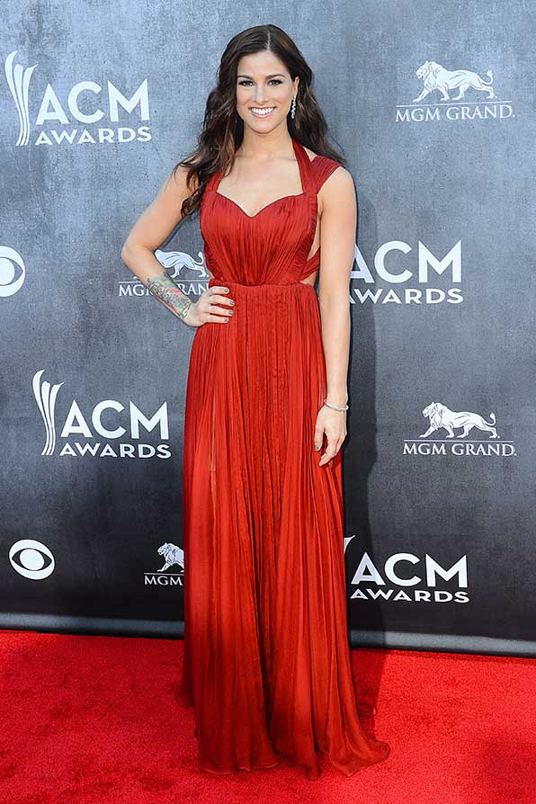 Cassadee Pope crushed it at the 49th Annual Academy of Country Music Awards.