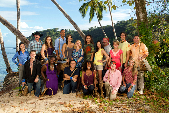 All of the Castaways