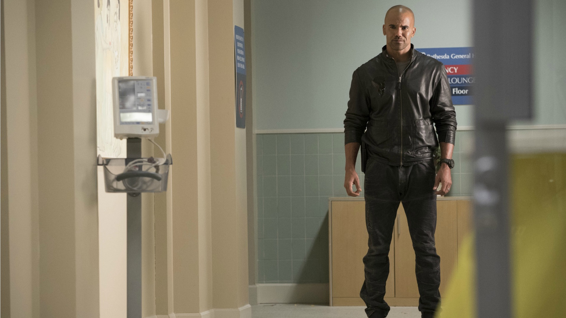 We said goodbye to SSA Derek Morgan.