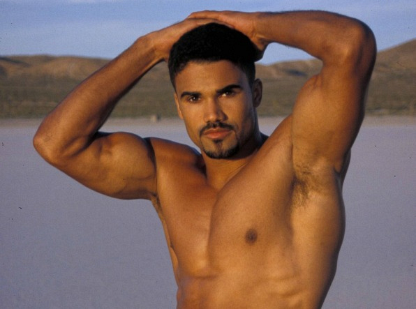 Flashback to Shemar on Y&R