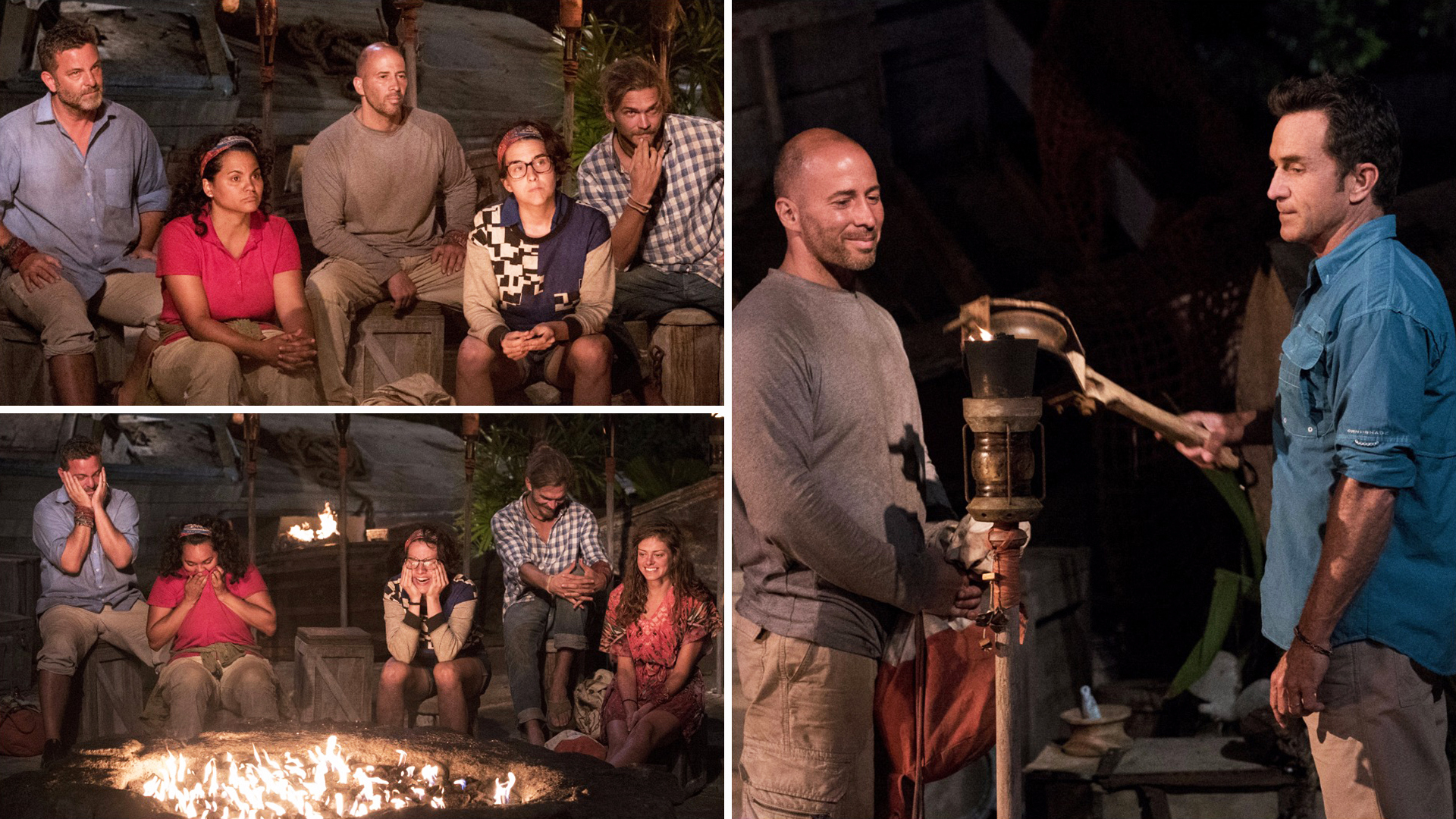 """When the """"Queen"""" of Survivor took down the """"King"""""""