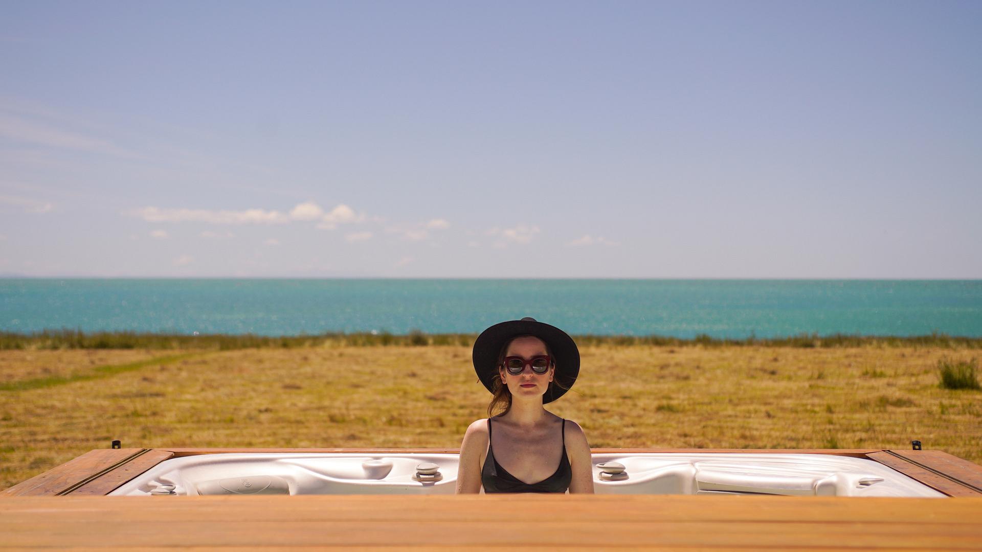 Zoe Lister-Jones shares her beautiful vacation photos