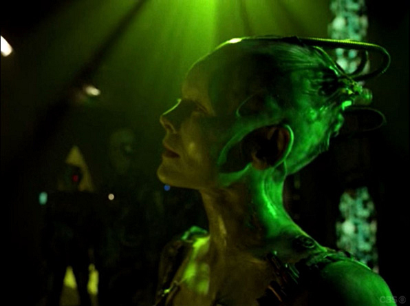 19. Sexy and scary aliens
