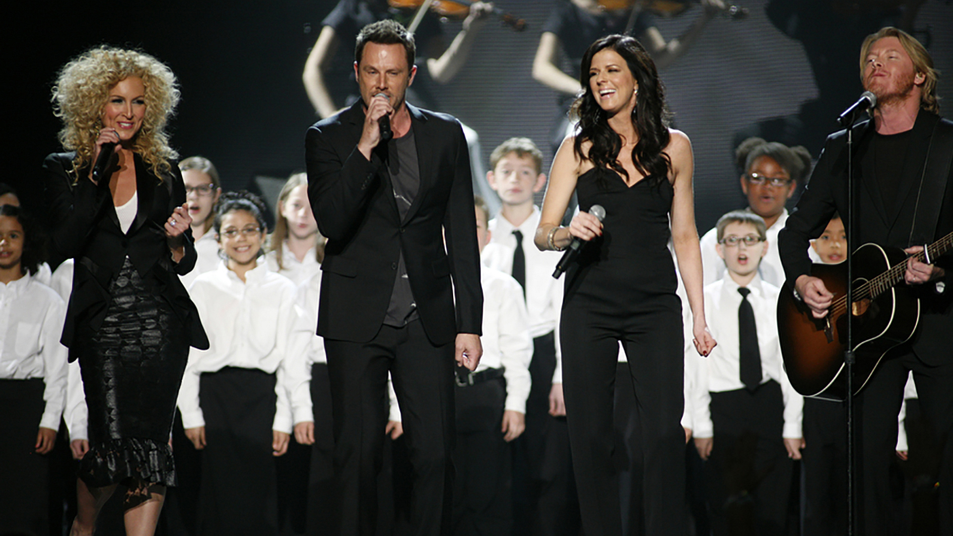 "38. Little Big Town perform ""Here's Hope"" at the 47th ACM Awards in 2012."