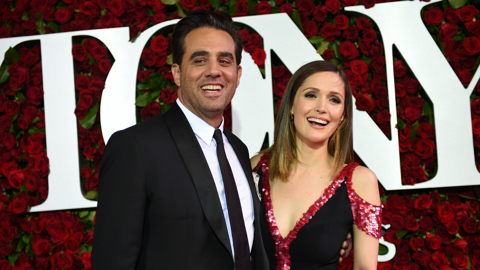 2016 Tony Awards: Bobby Cannavale and Rose Byrne