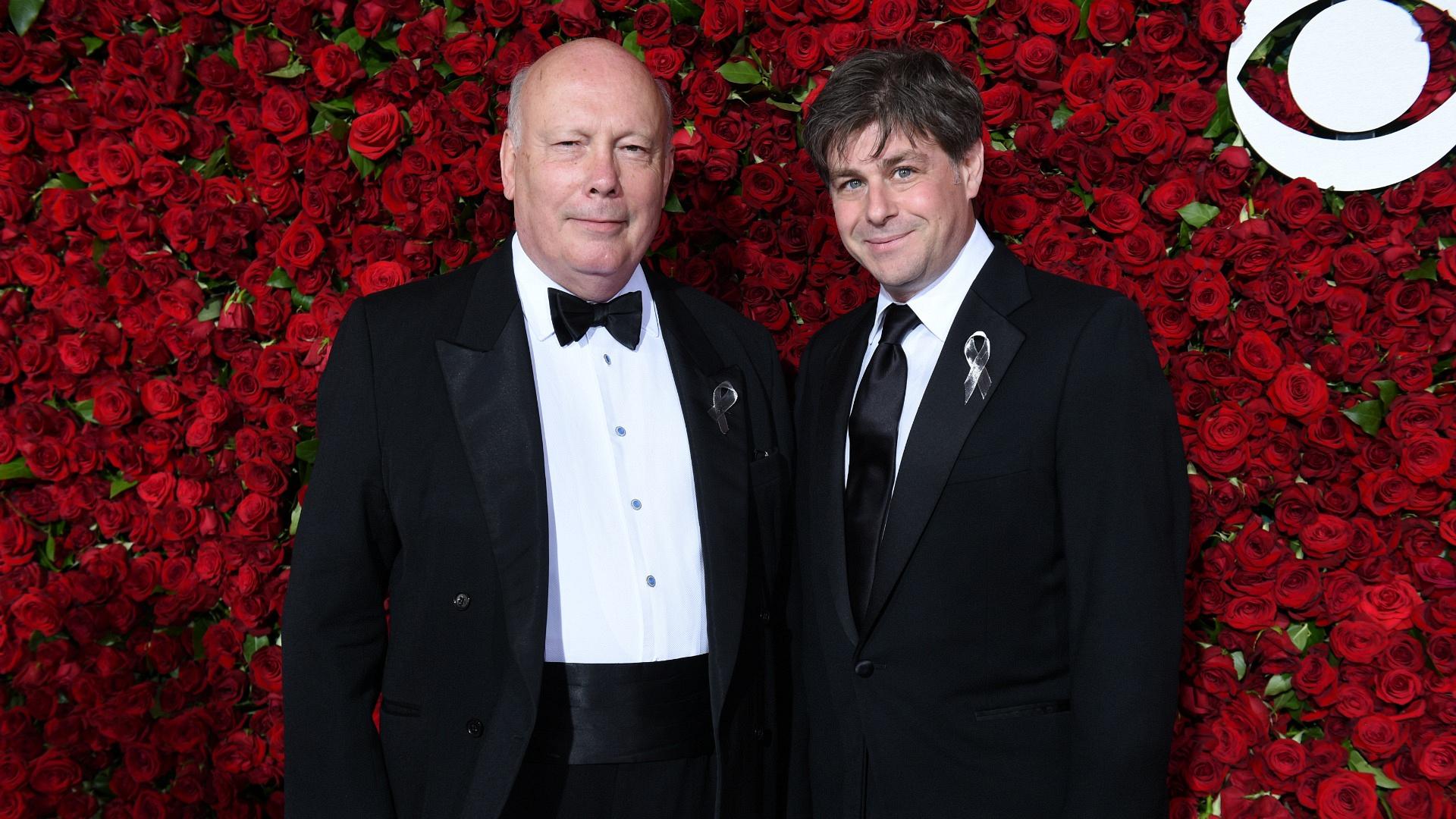 2016 Tony Awards: Julian Fellowes and Glenn Slater