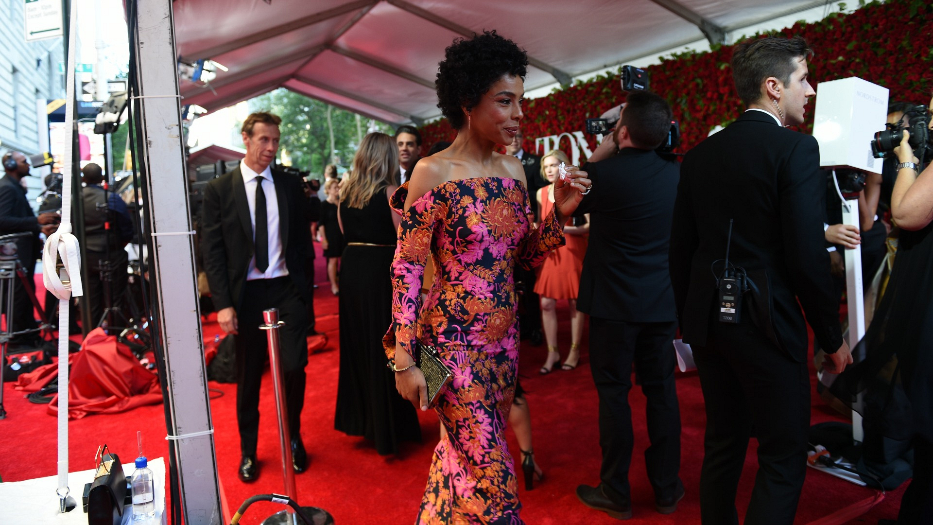 2016 Tony Awards: Sophie Okonedo