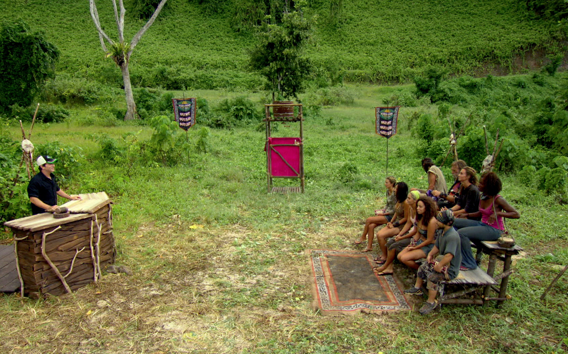 Survivor Auction