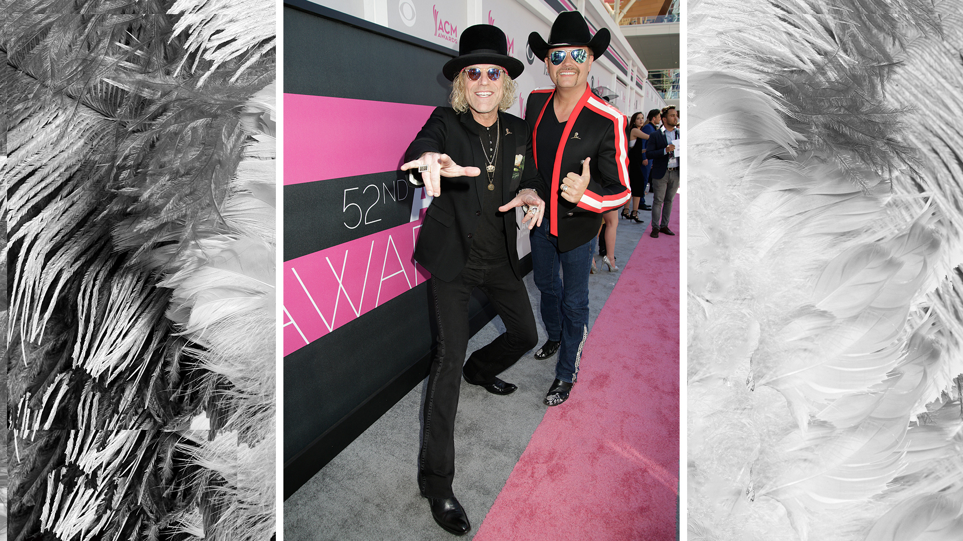 Life's a party when Big & Rich come 'round.