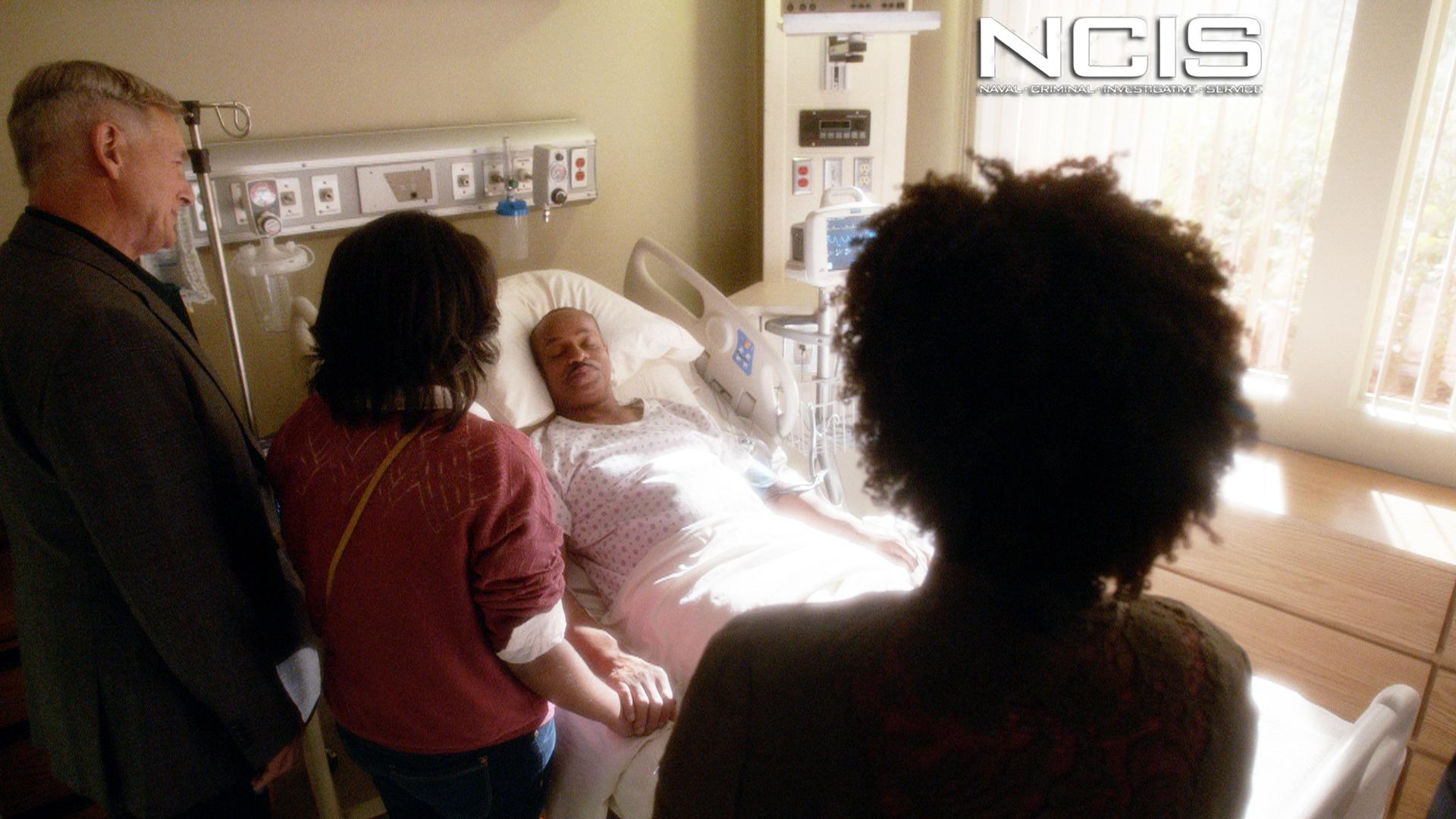 Director Vance had a major health scare.