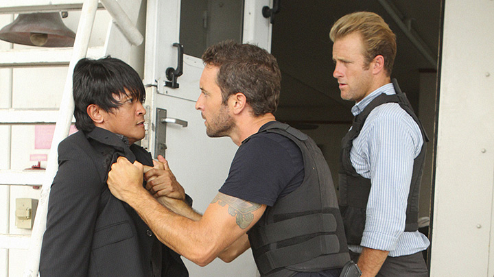 Body shop problems? McGarrett and Danny can handle that.