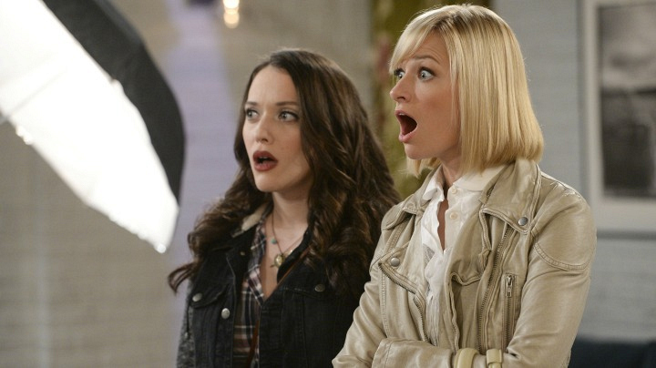 """""""And The Minor Problem"""" (2 Broke Girls)"""