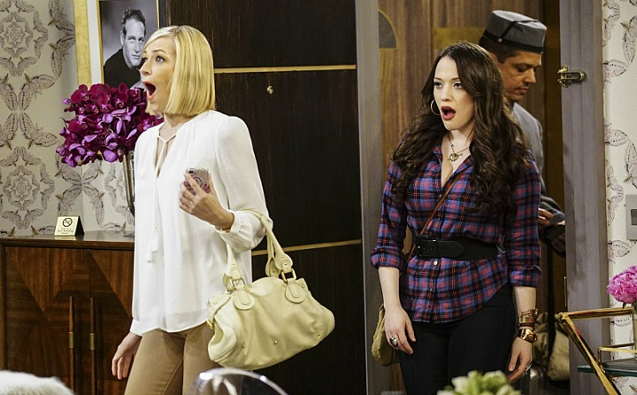 2 Broke Girls Season 5 finale airs on Thursday, May 12 at 9:30/8:30c.