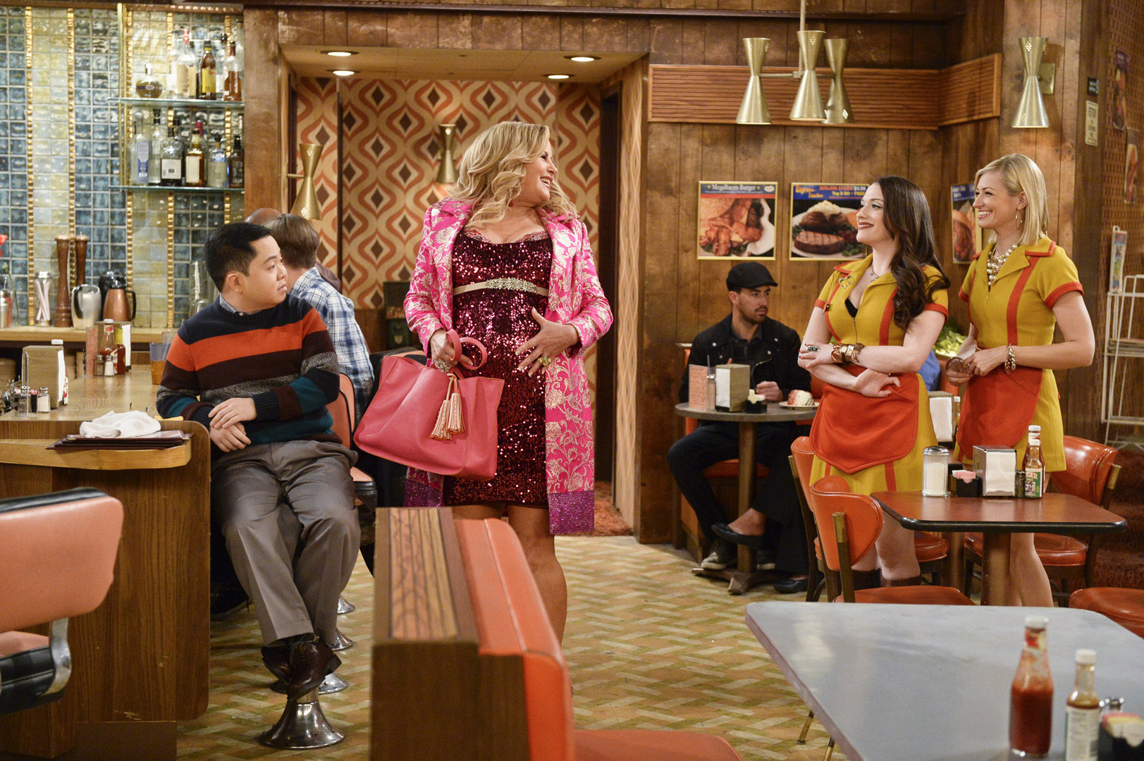 2 Broke Girls returns for a 6th season with a 1-hour premiere on Monday, Oct. 10 at 9/8c.
