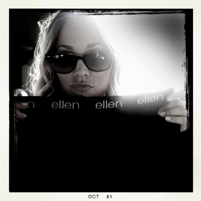 Kaley and Ellen