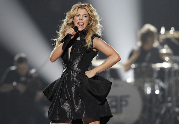 2. Kimberly Perry is a natural-born leader.