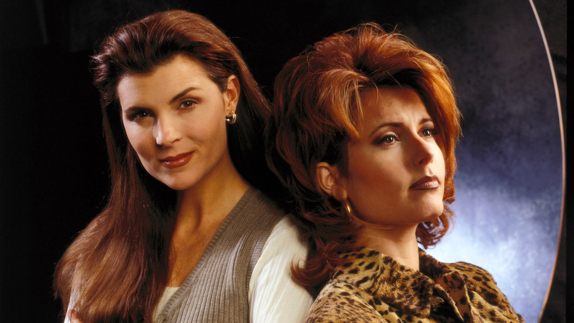 Sheila (Kimberlin Brown) and Lauren's (Tracey Bregman) epic rivalry traveled from Genoa City to Los Angeles.