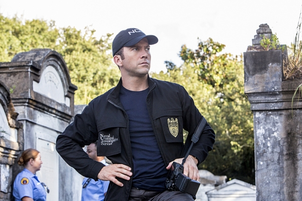 1. Christopher Lasalle <i>(NCIS: New Orleans)</i>