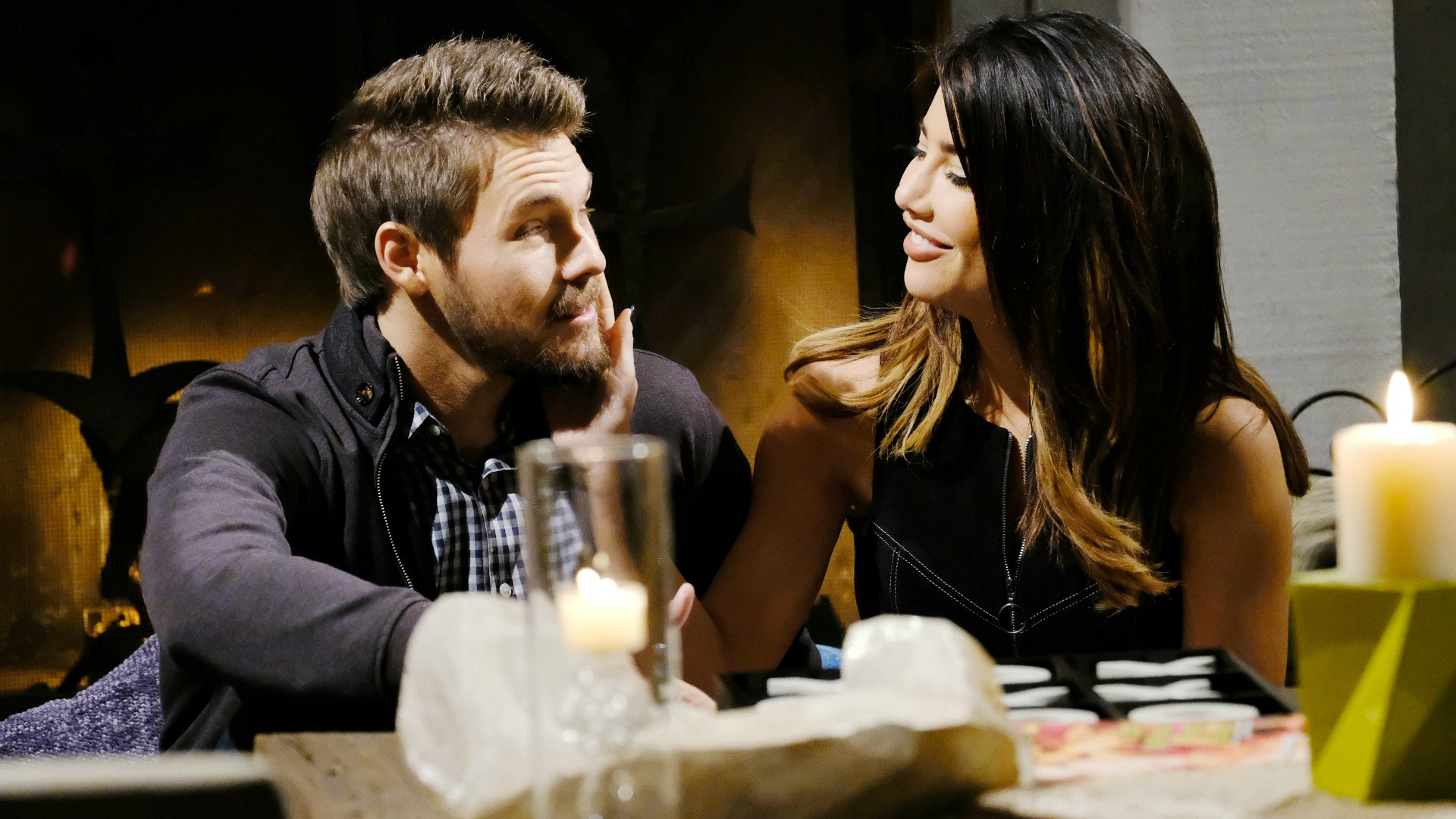 Steffy comes up with a creative way to break bad news to Liam.