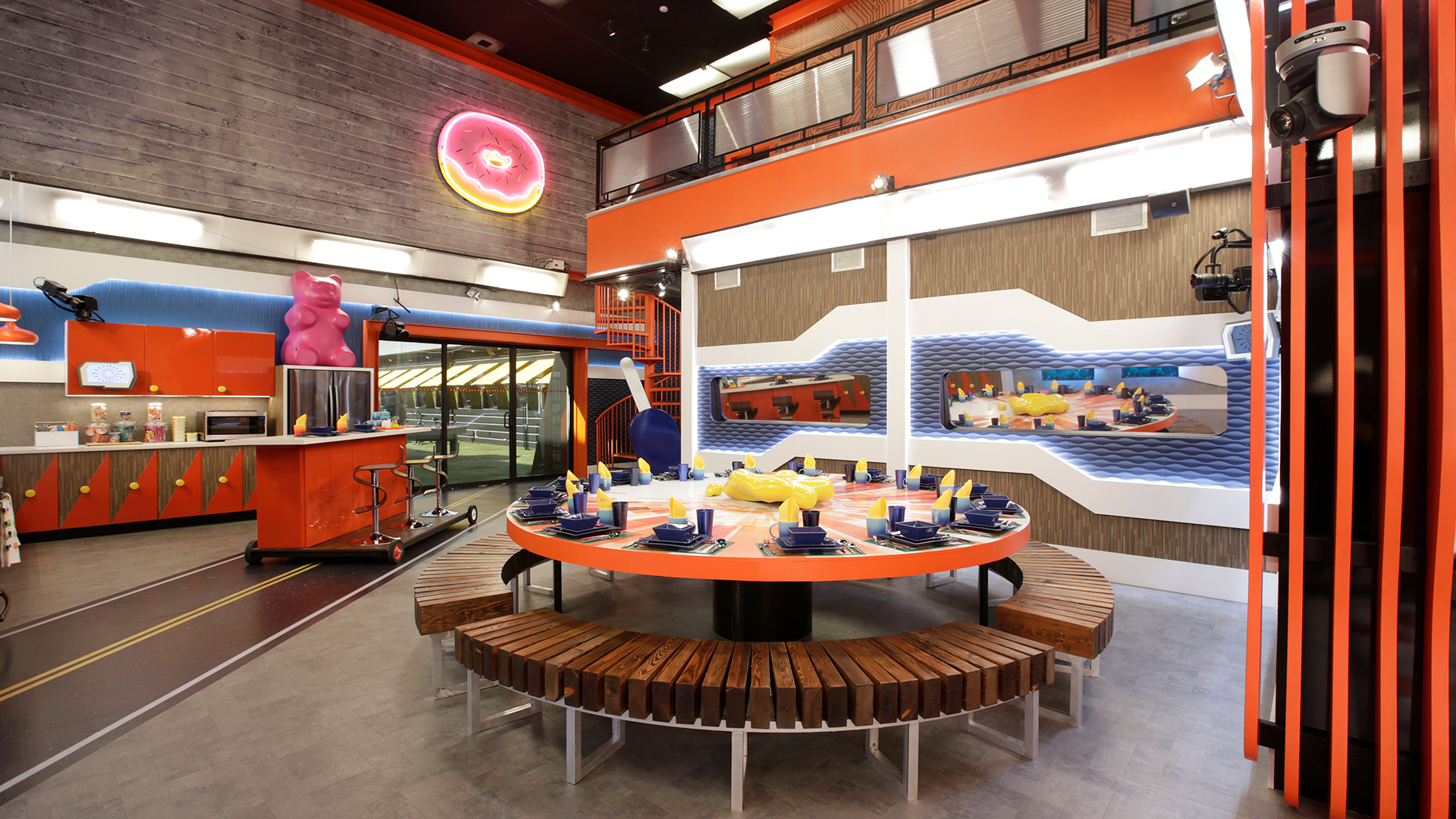 Take A Tour Of The Innovative Big Brother 20 House Big Brother