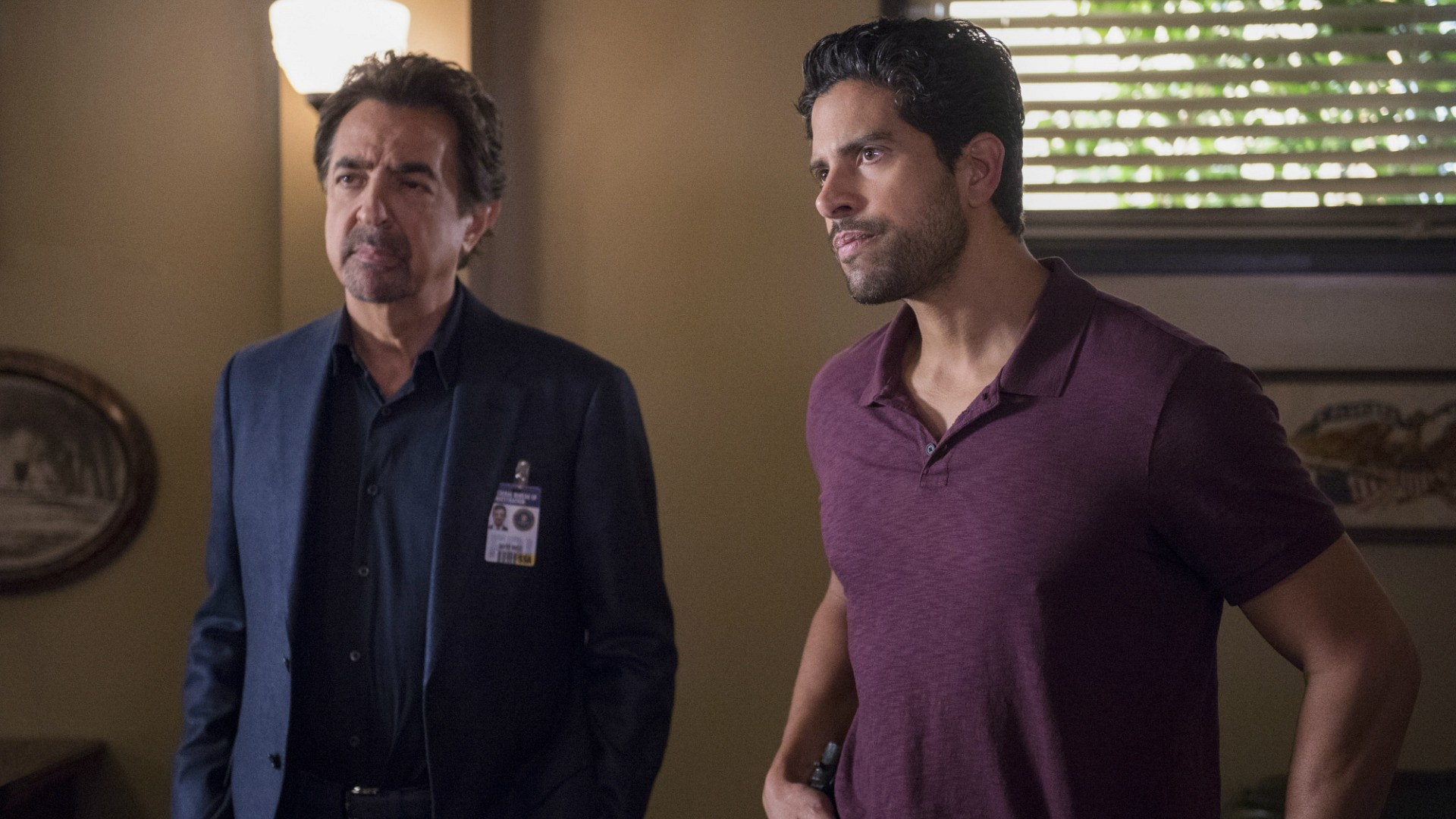 David Rossi and Luke Alvez discuss the profile.