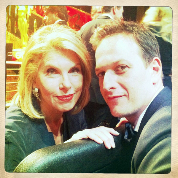 Josh and Christine