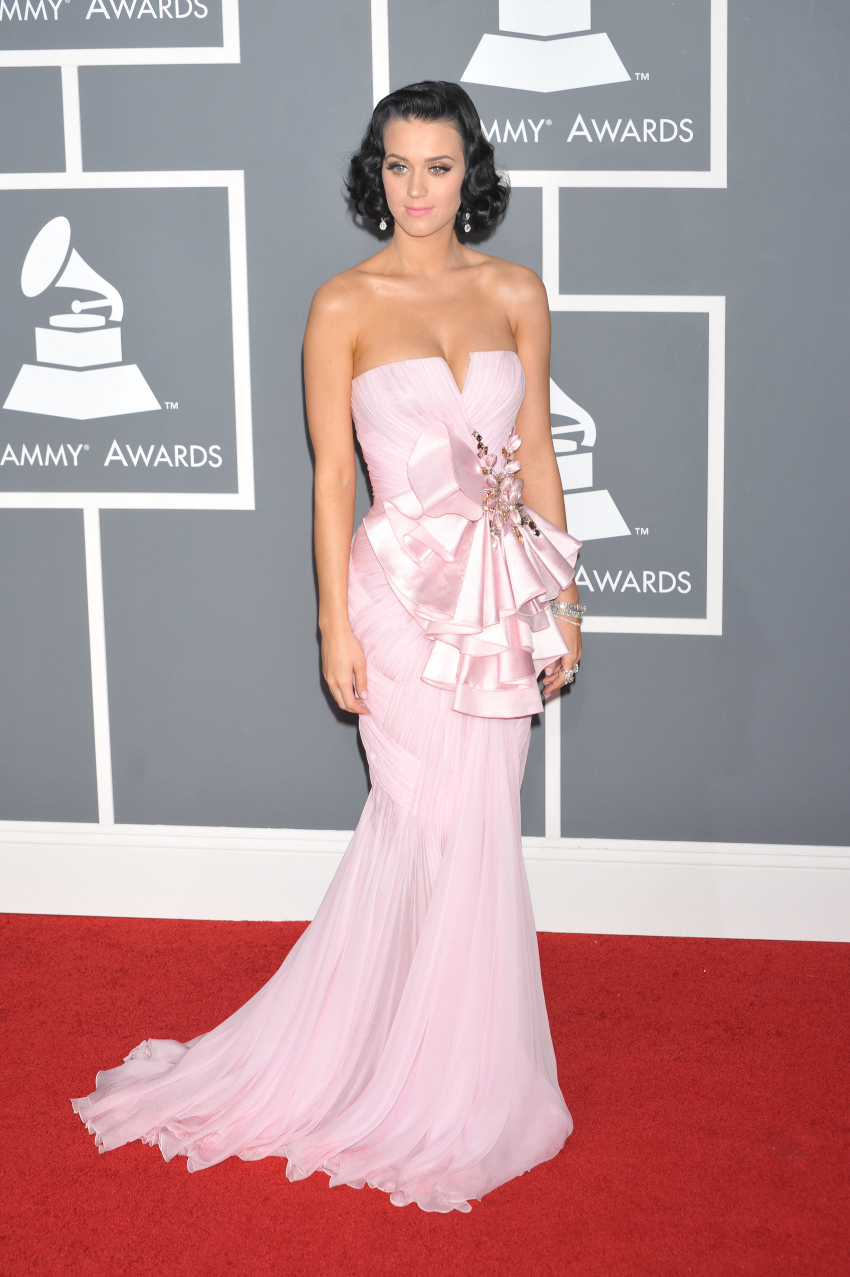 14. Katy Perry in pink