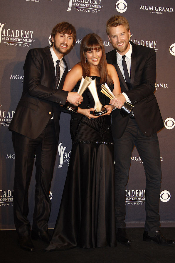 22.  The ACMs bring out the stars' biggest smiles.