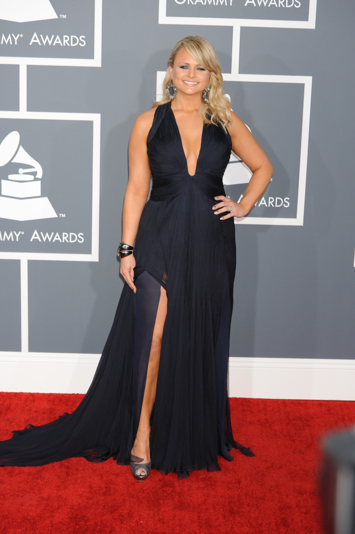 11. Miranda Lambert: Woman in black