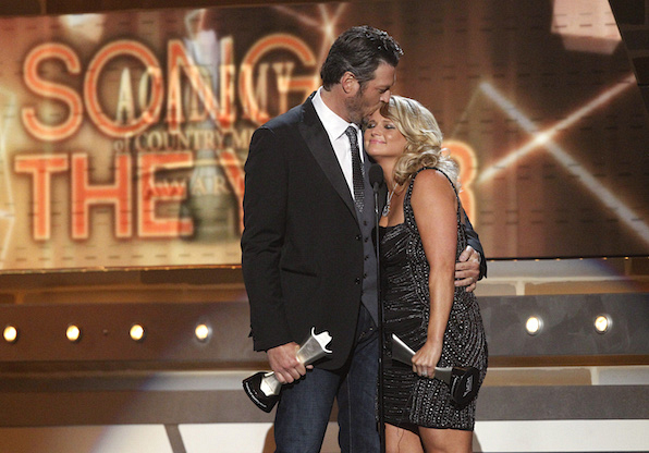 12. The ACMs air some of the most romantic moments.