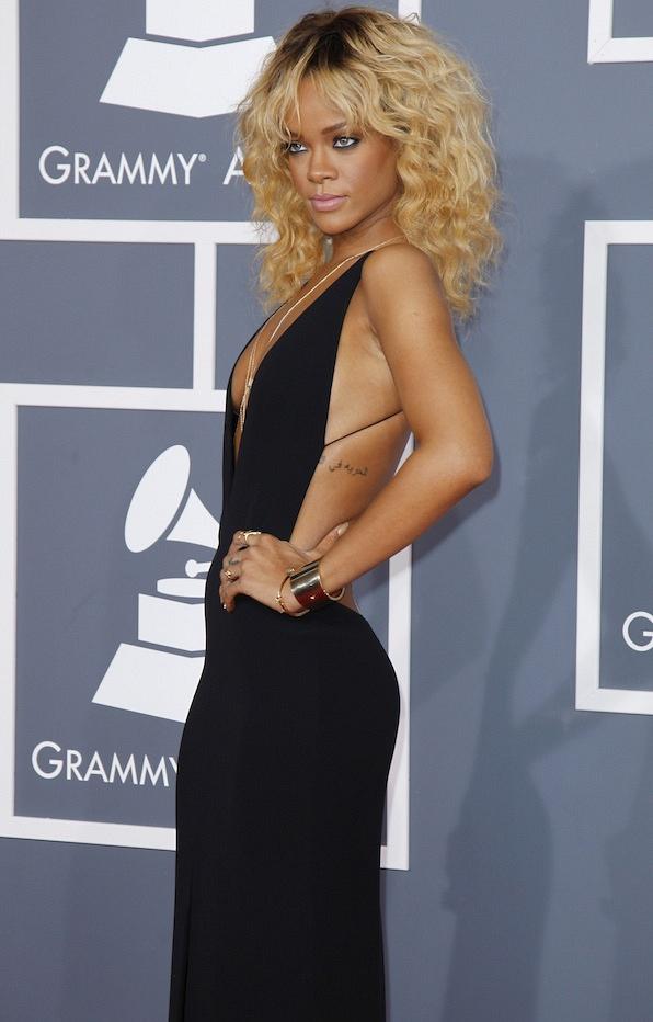 For Rihanna, sexy is an understatement.