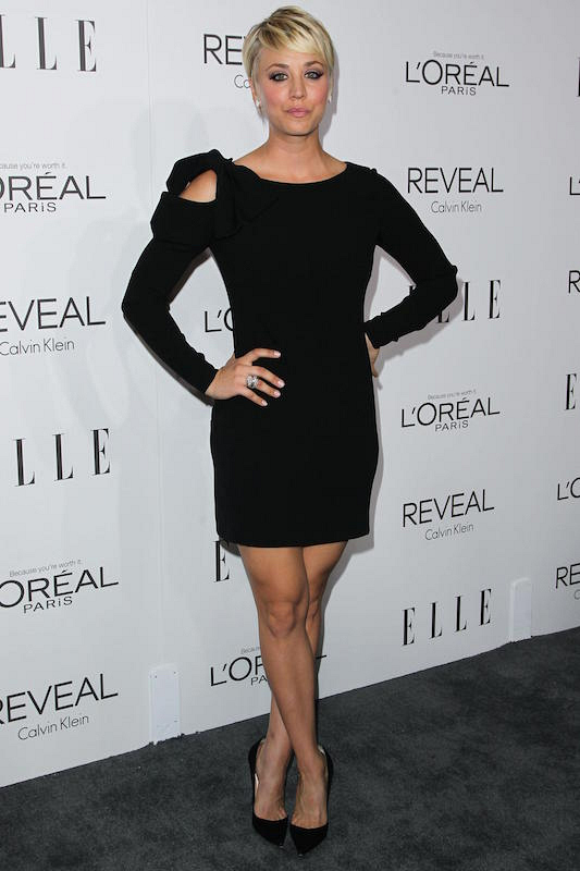 4. But serves serious style in all black