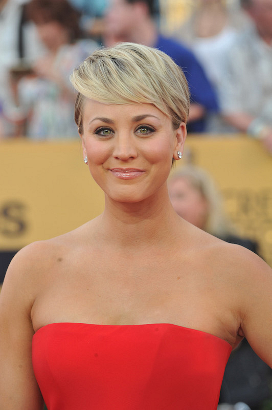 21. There is never, ever enough Kaley sweetness!