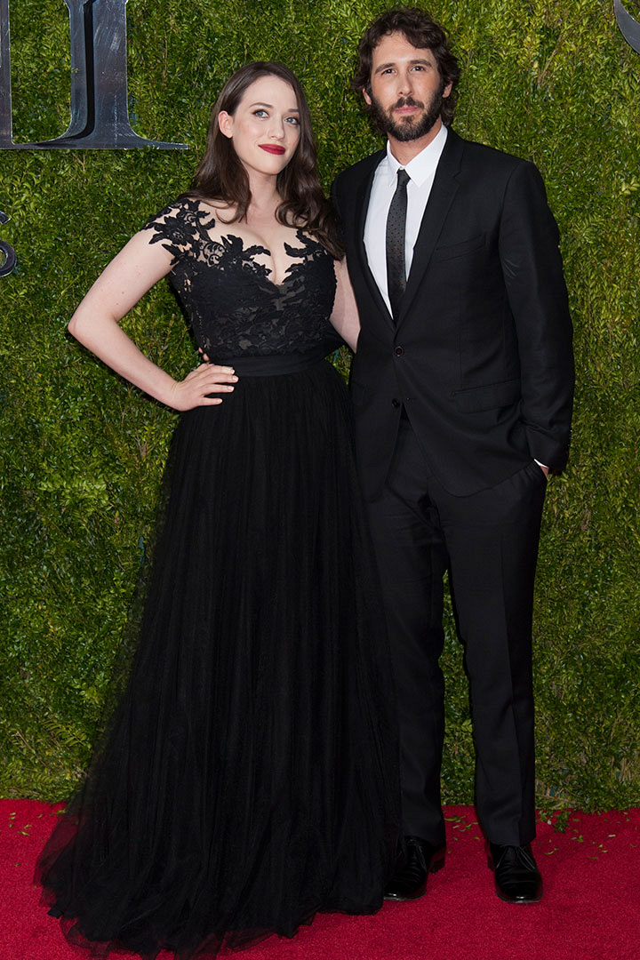 7. Kat Dennings and Josh Groban