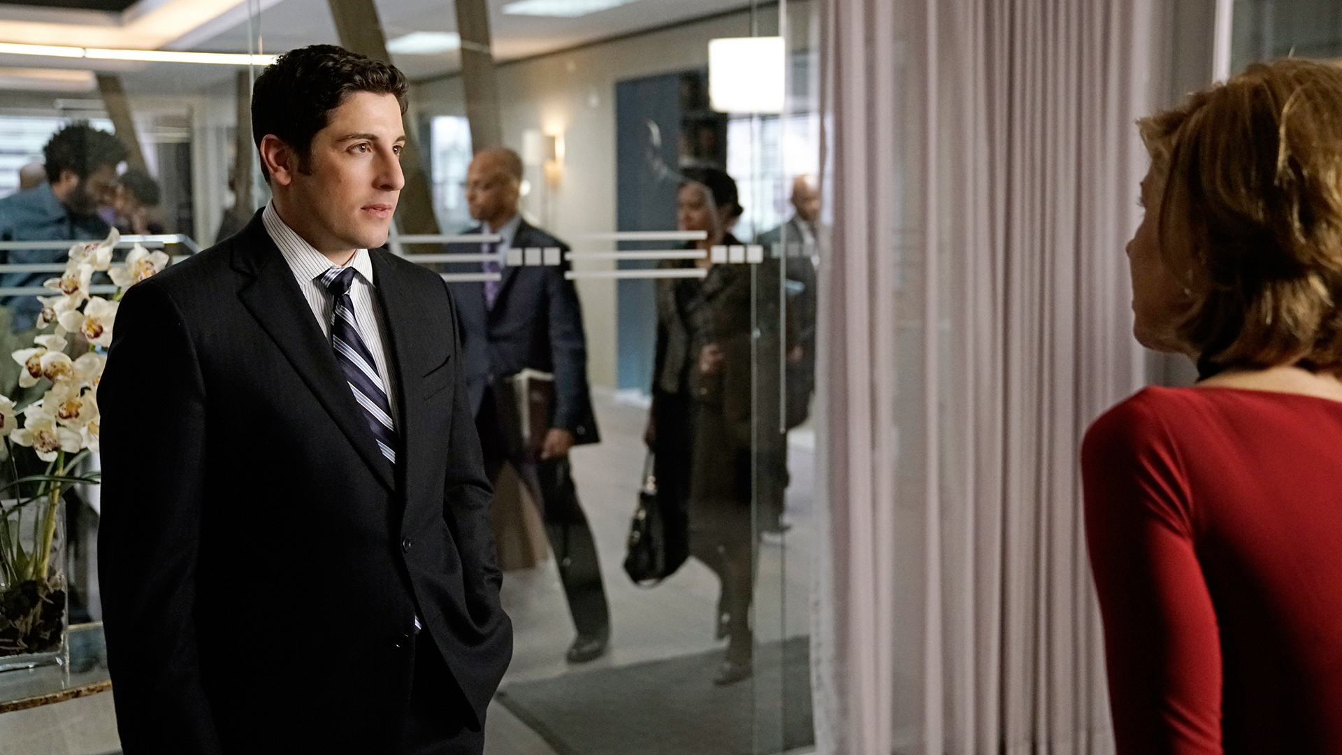 Jason Biggs as Dylan Stack