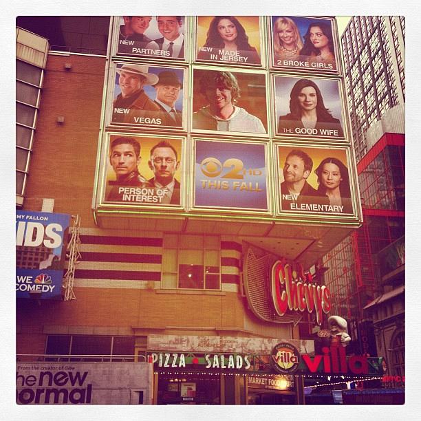 CBS Showcase