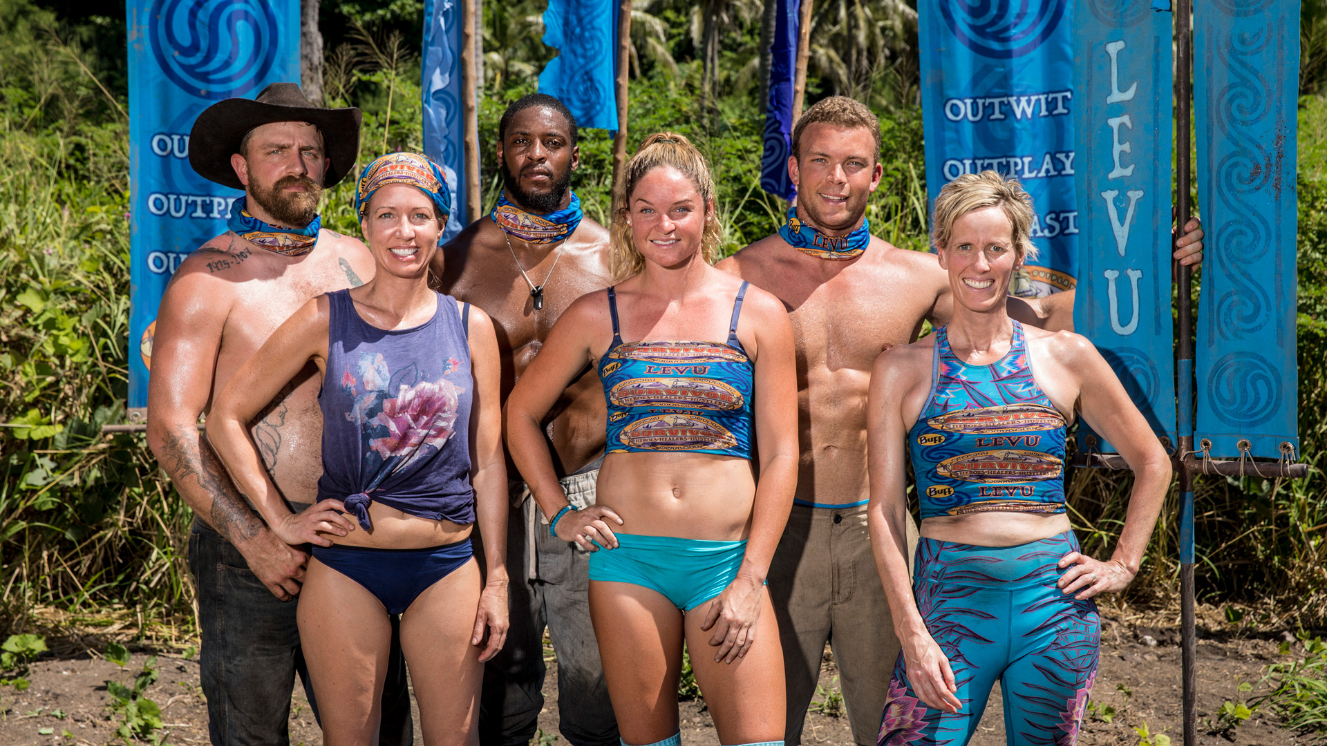 Whose footsteps will these new heroes follow on their Survivor journey?